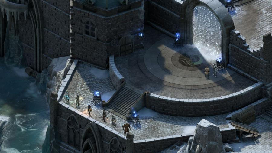 Pillars of Eternity - The White March Part II (DLC) Screenshot 8