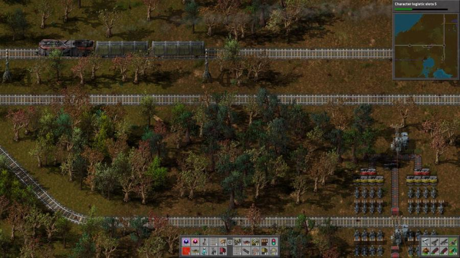 Factorio - Steam Geschenk Key Screenshot 2