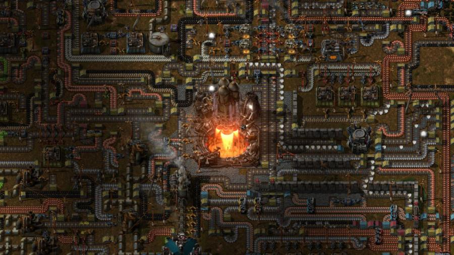 Factorio - Steam Geschenk Key Screenshot 1