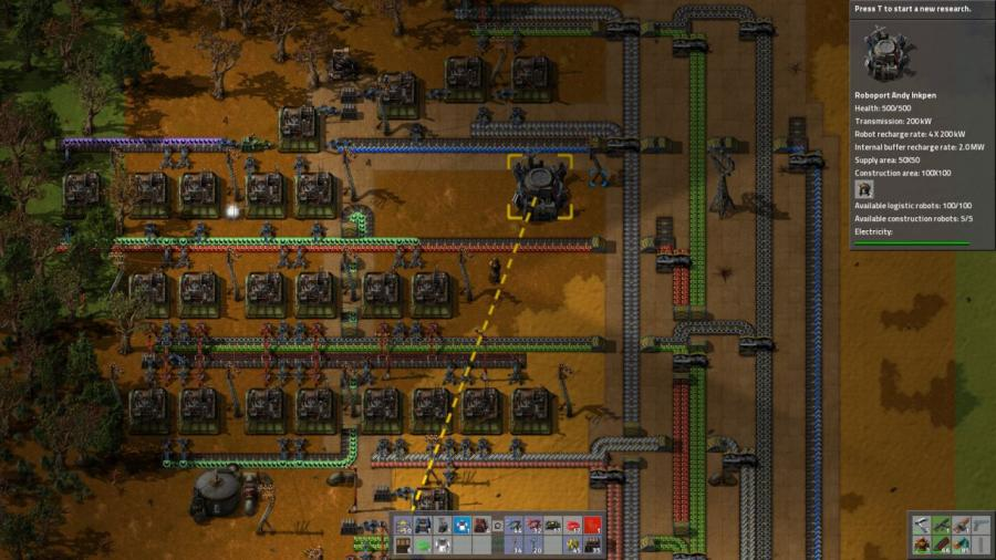 Factorio - Steam Geschenk Key Screenshot 5