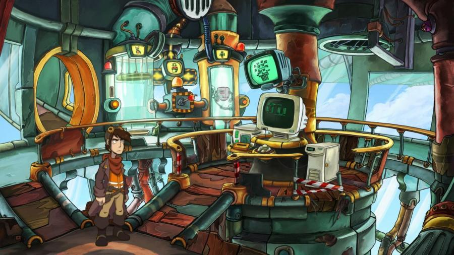 Deponia Doomsday Screenshot 5