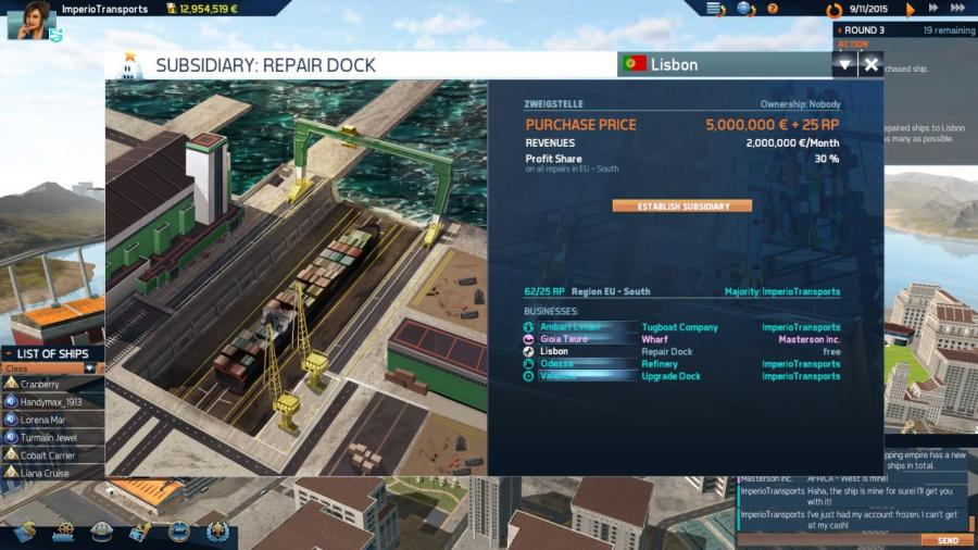 TransOcean 2 - Rivals Screenshot 9