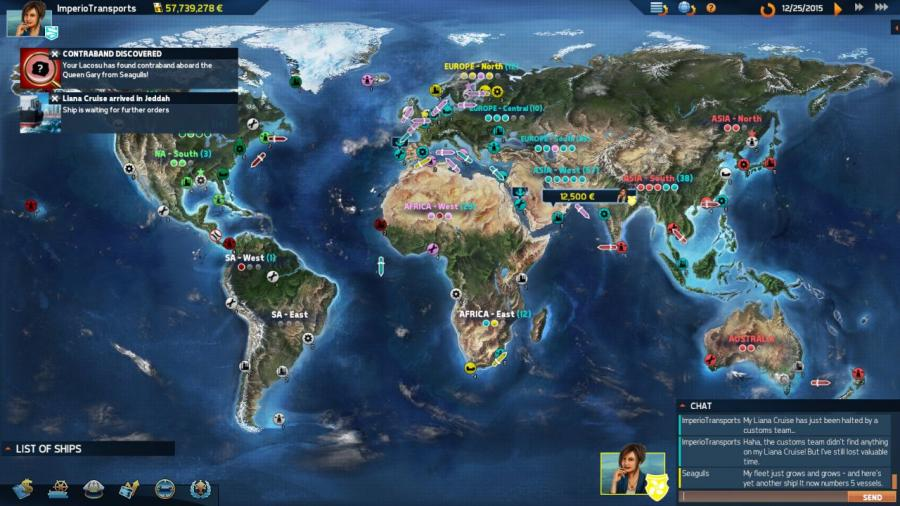 TransOcean 2 - Rivals Screenshot 3