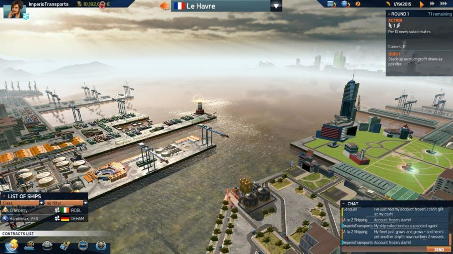 TransOcean 2 - Rivals Screenshot 5