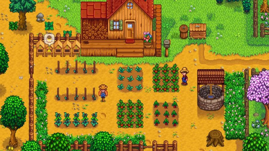 Stardew Valley - Steam Geschenk Key Screenshot 8