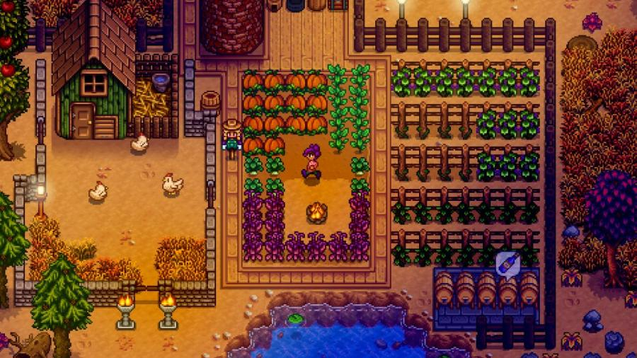 Stardew Valley - Steam Geschenk Key Screenshot 1