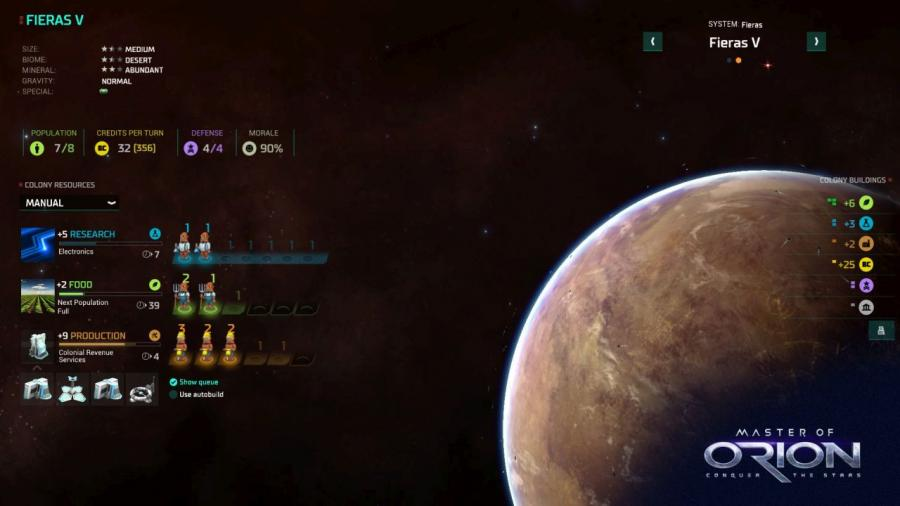 Master of Orion - Steam Geschenk Key Screenshot 4