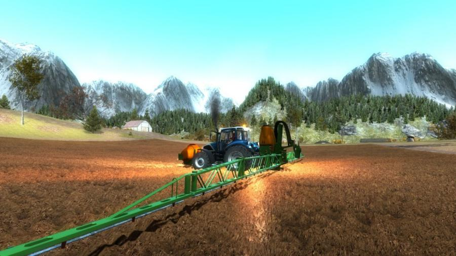 Professional Farmer 2017 - Landwirtschaft 17 Die Simulation Screenshot 1