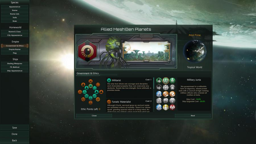 Stellaris - Nova Edition Screenshot 5