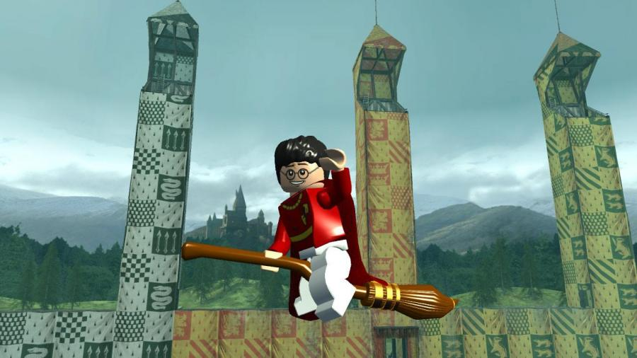 LEGO Harry Potter: Die Jahre 1-4 Screenshot 2