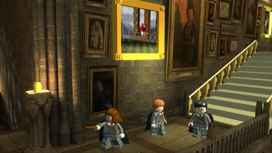 LEGO Harry Potter: Die Jahre 1-4 Screenshot 4
