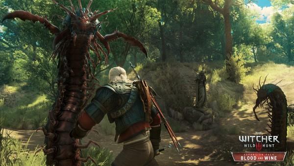 The Witcher 3 - Blood and Wine (DLC) - GOG Key Screenshot 2
