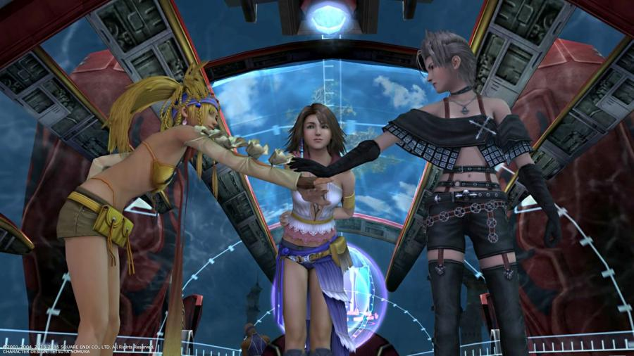Final Fantasy X/X-2 HD Remaster Screenshot 3