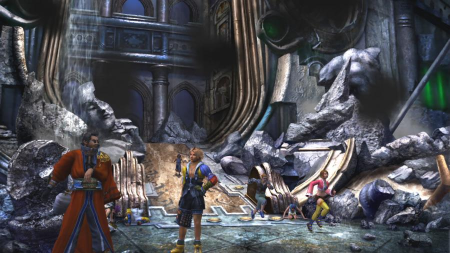 Final Fantasy X/X-2 HD Remaster Screenshot 7