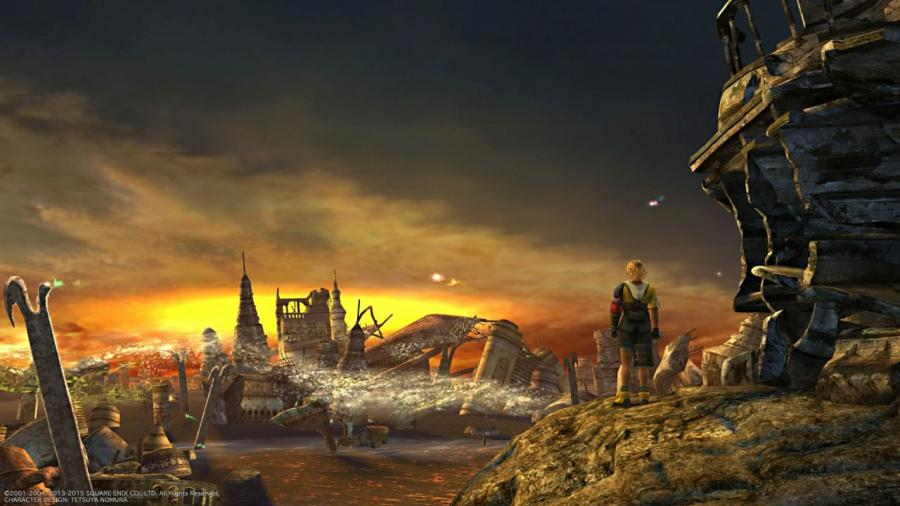 Final Fantasy X/X-2 HD Remaster Screenshot 6