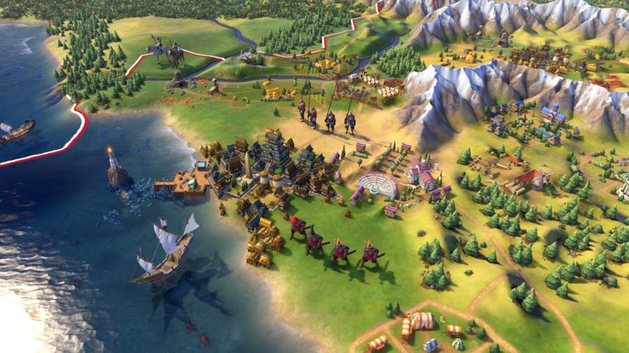 Civilization VI - Digital Deluxe Edition Screenshot 4