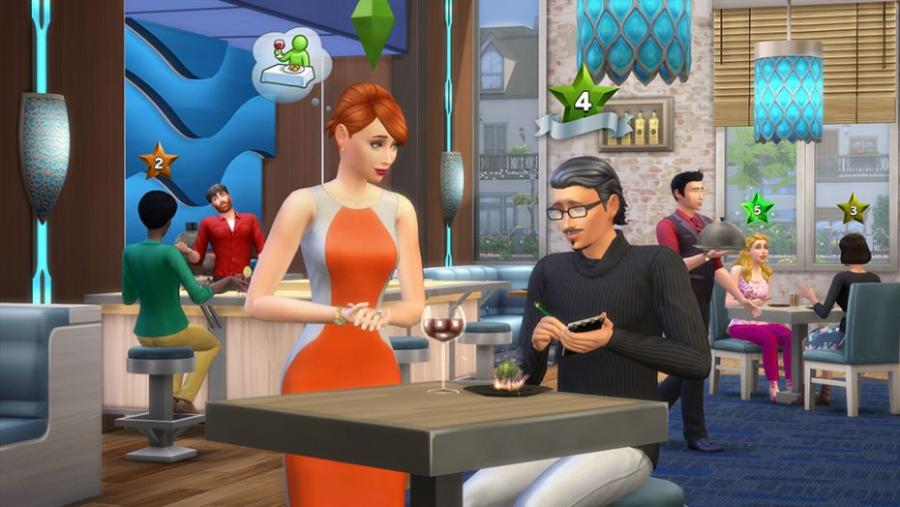 Die Sims 4 - Gaumenfreuden Bundle Screenshot 1
