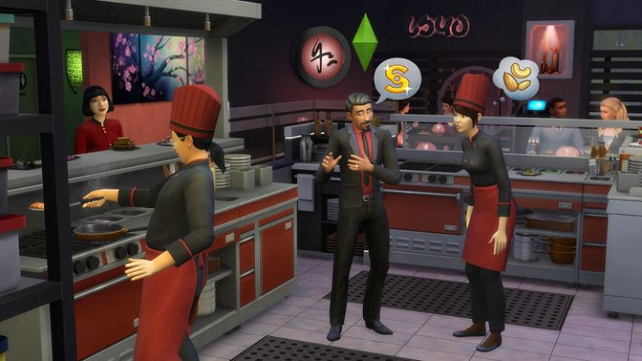 Die Sims 4 - Gaumenfreuden Bundle Screenshot 2