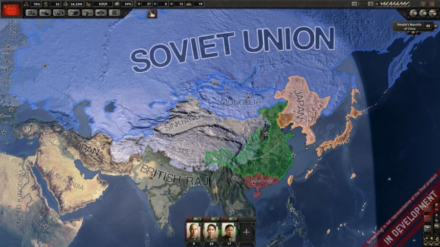 Hearts of Iron IV - Colonel Edition (DE Version) Screenshot 9