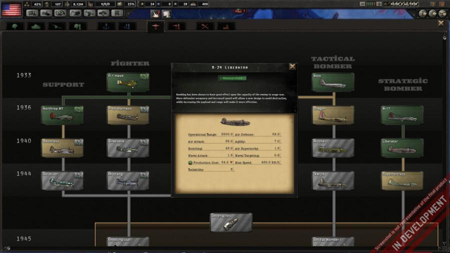 Hearts of Iron IV - Field Marshal Edition (DE Version) Screenshot 4