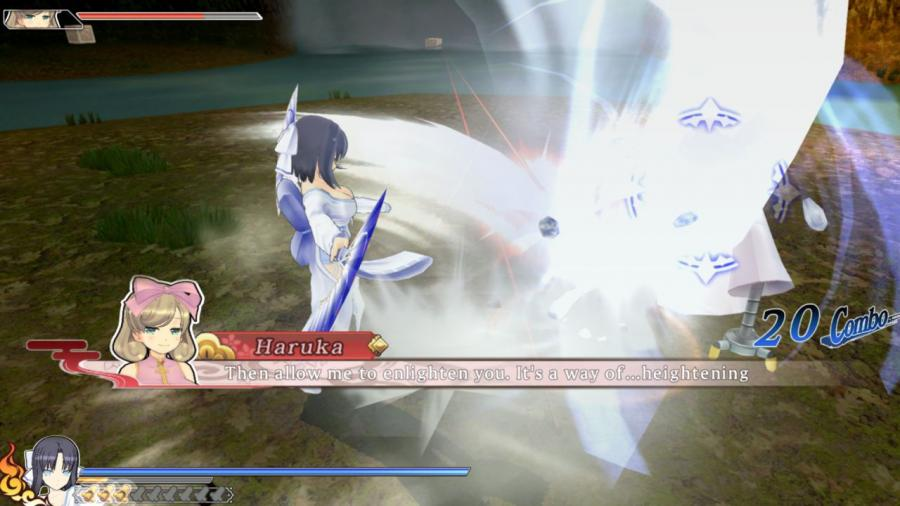 Senran Kagura Shinovi Versus - Steam Geschenk Key Screenshot 4