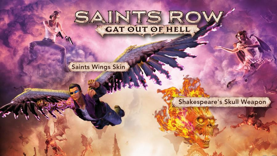 Saints Row: Gat Out of Hell - Devils Workshop Pack (DLC) Screenshot 1