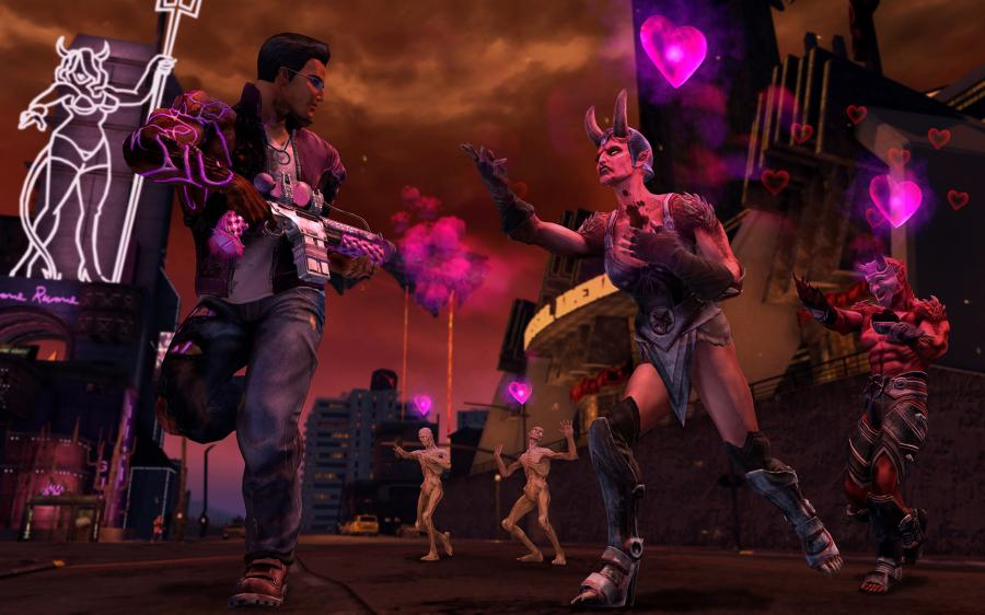 Saints Row: Gat Out of Hell - Devils Workshop Pack (DLC) Screenshot 2