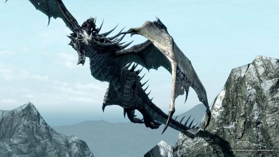 The Elder Scrolls V: Skyrim - 3 DLC Pack Screenshot 9