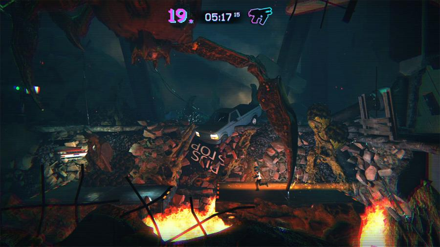 Trials of the Blood Dragon Screenshot 8