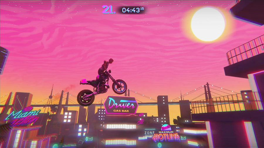 Trials of the Blood Dragon Screenshot 6