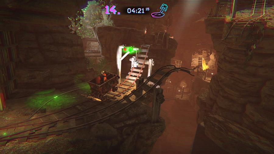 Trials of the Blood Dragon Screenshot 5