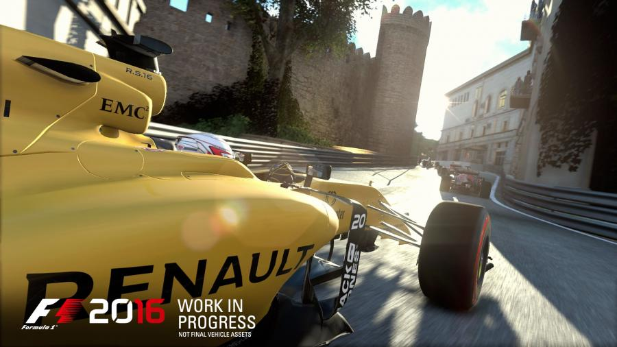 F1 2016 (Formel 1) - Limited Edition Screenshot 4