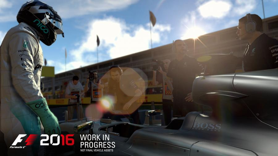 F1 2016 (Formel 1) - Limited Edition Screenshot 7