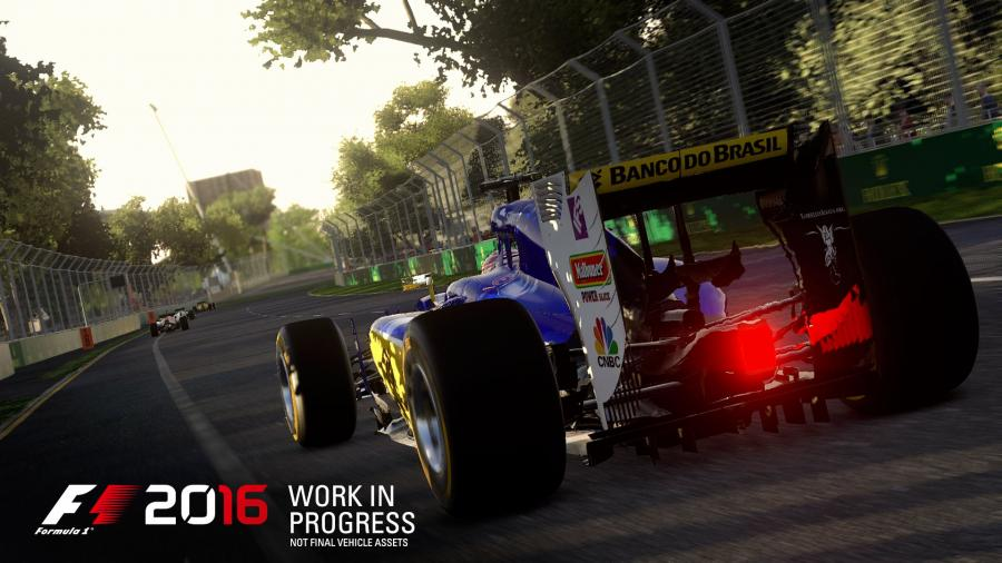 F1 2016 (Formel 1) - Limited Edition Screenshot 8