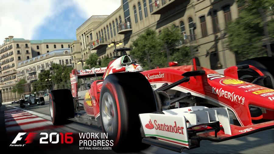 F1 2016 (Formel 1) - Limited Edition Screenshot 5