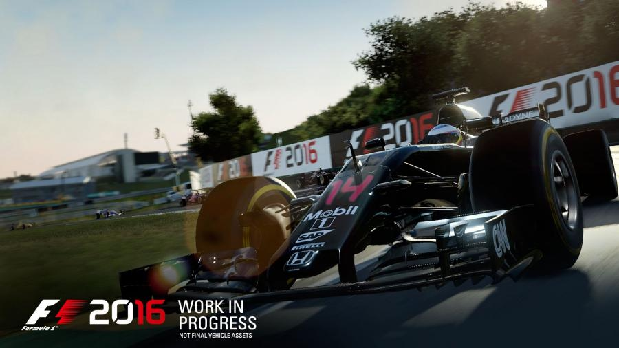 F1 2016 (Formel 1) - Limited Edition Screenshot 9