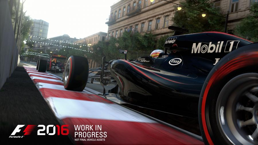 F1 2016 (Formel 1) - Limited Edition Screenshot 3
