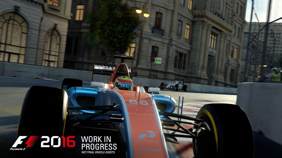 F1 2016 (Formel 1) - Limited Edition Screenshot 6