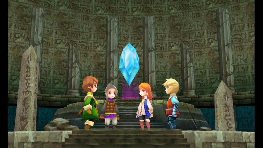 Final Fantasy III / Final Fantasy IV - Double Pack Screenshot 1