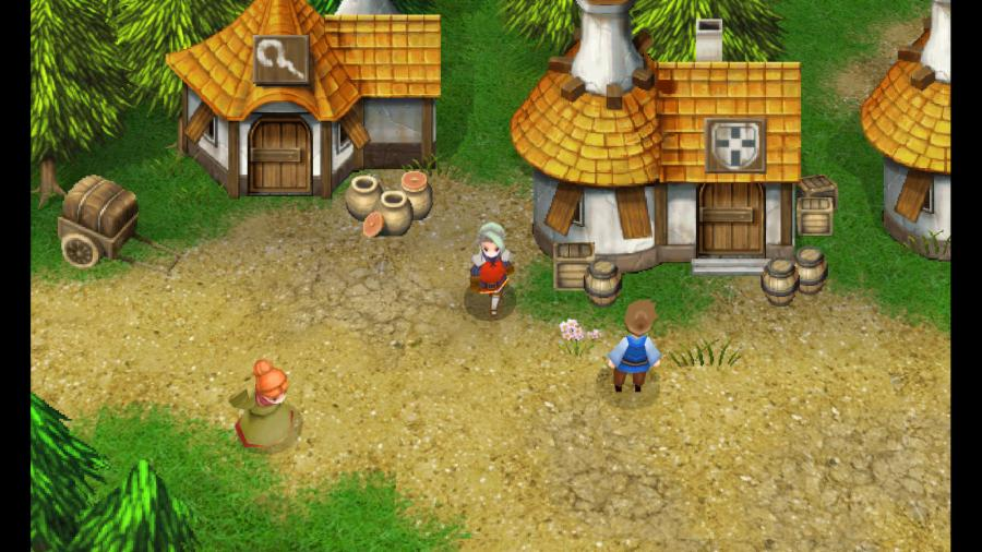 Final Fantasy III / Final Fantasy IV - Double Pack Screenshot 4
