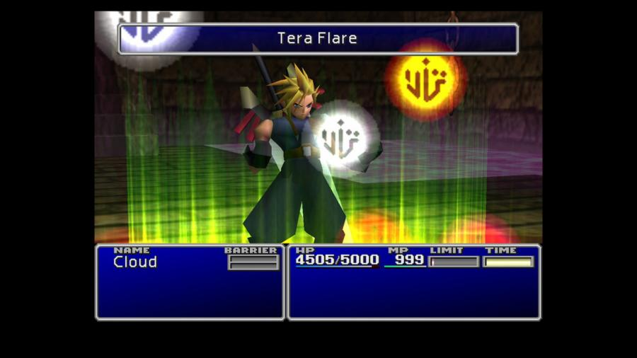 Final Fantasy VII / Final Fantasy VIII - Double Pack Screenshot 3