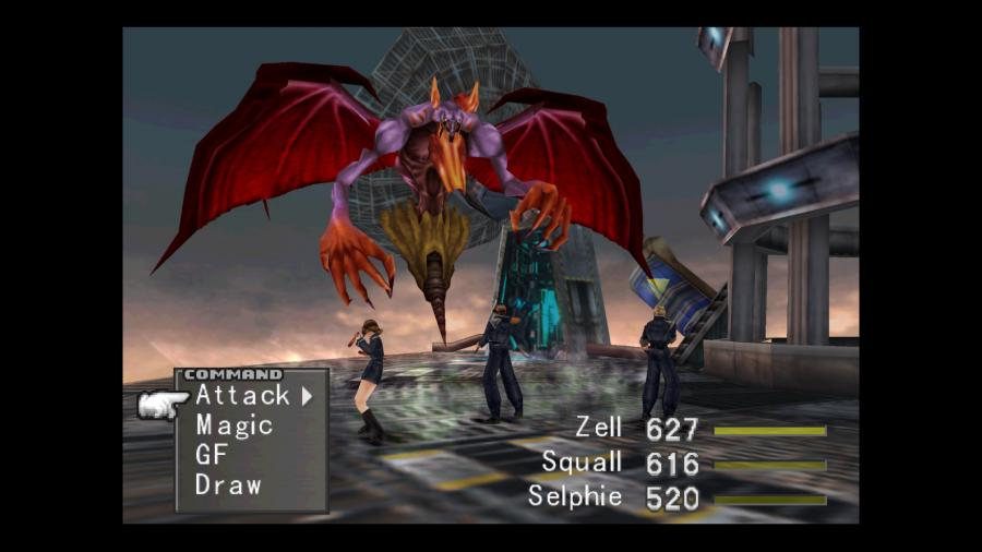 Final Fantasy VII / Final Fantasy VIII - Double Pack Screenshot 6