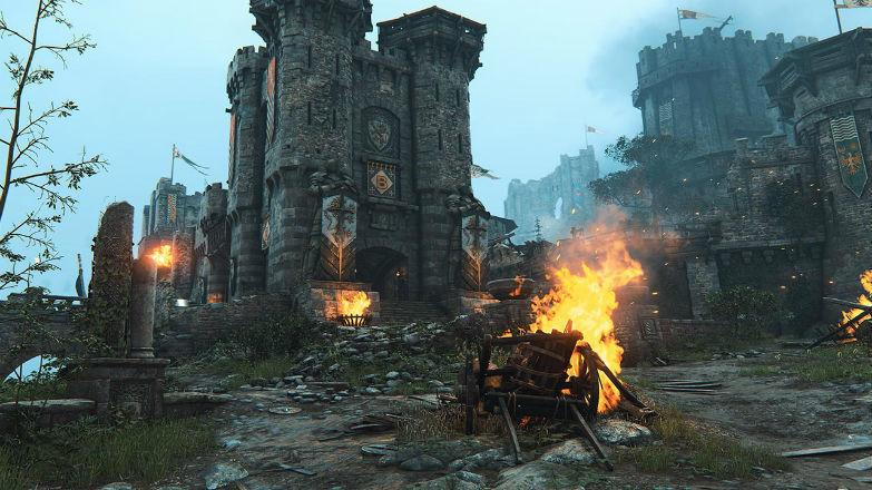 For Honor - Deluxe Edition EU Key Screenshot 2