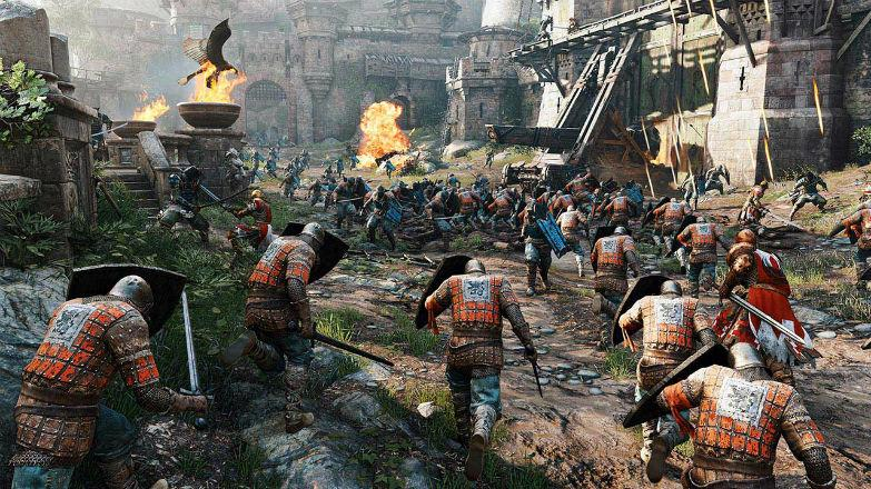 For Honor - Deluxe Edition EU Key Screenshot 8