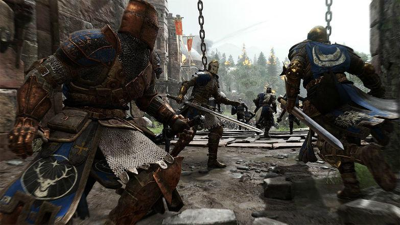 For Honor - Deluxe Edition EU Key Screenshot 10