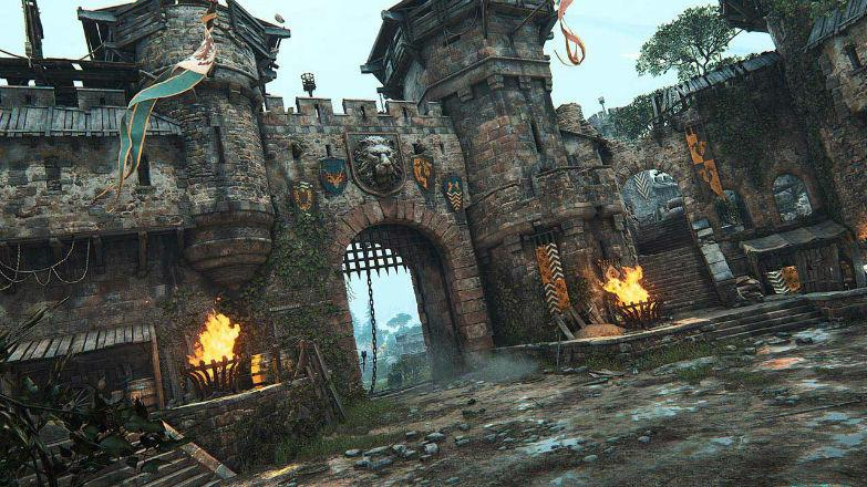 For Honor - Deluxe Edition EU Key Screenshot 1