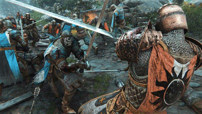 For Honor - Deluxe Edition EU Key Screenshot 3