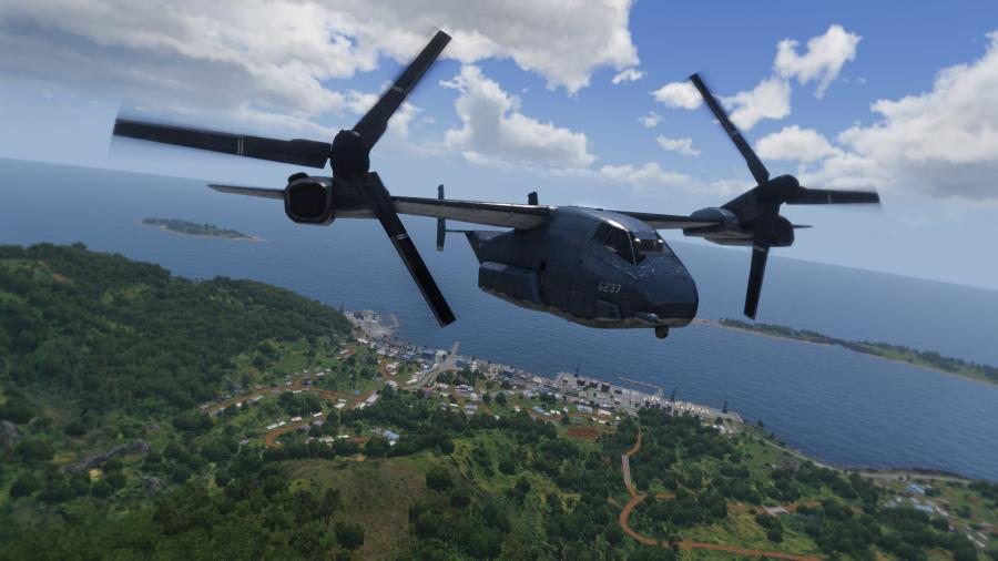 Arma 3 - Apex (DLC) Screenshot 3