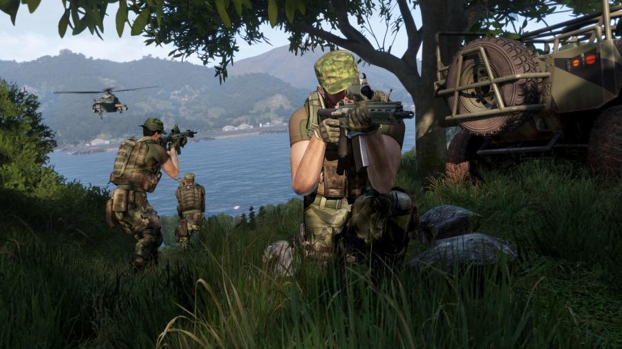 Arma 3 - Apex (DLC) Screenshot 2