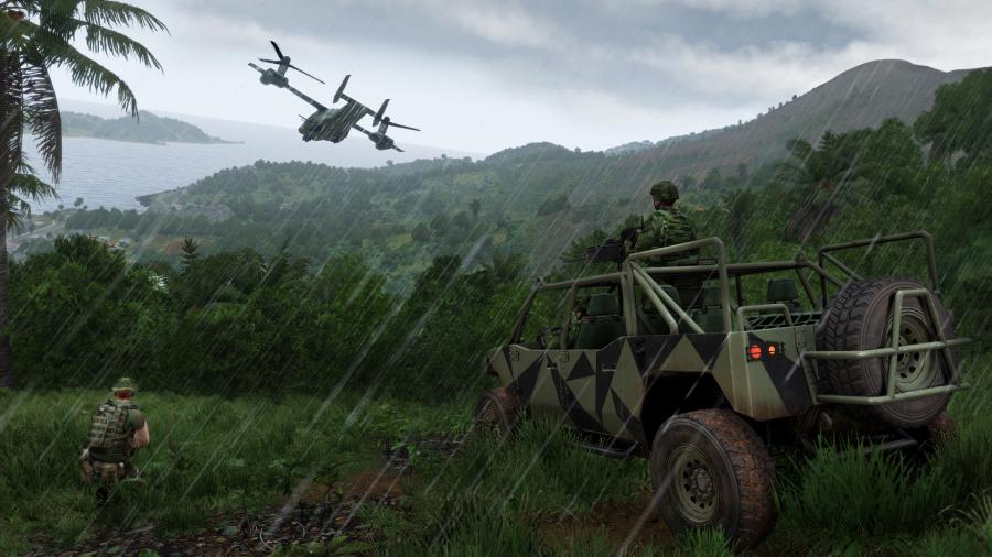 Arma 3 - Apex (DLC) Screenshot 5